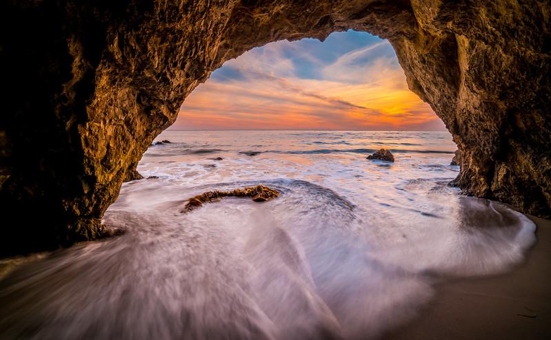 Malibu Fine Art Epic Sunset Seascape!  45Epic Dr. Elliot McGucken Fine Landscape and Nature Photography