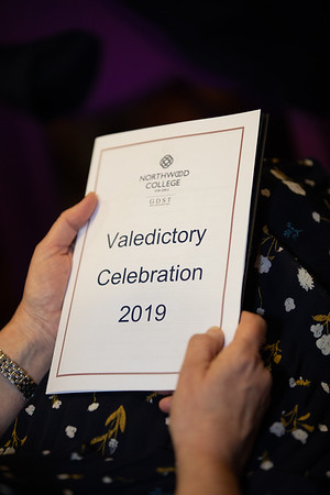 Northwood College for girls Valedictory 2019