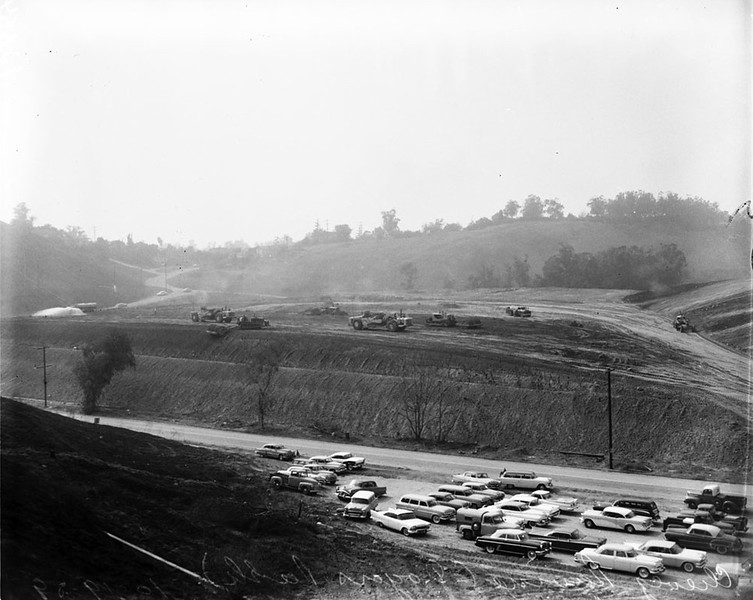 1959, Stadium Construction