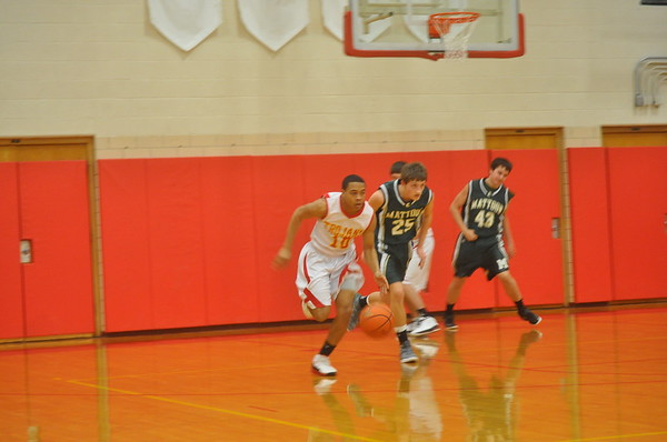 Charleston vs Mattoon 2/21/12