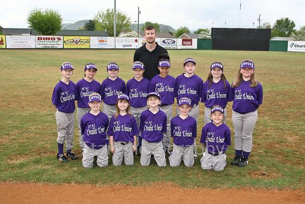 National Little League Team Photos 04-17-2010
