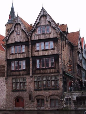 Weekend in Bruges - March 2002