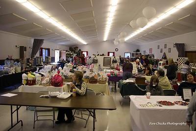 Christmas Craft Fair at the Vet's Club 2015