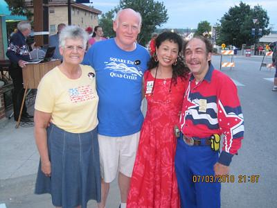 07/2010 Happy 4th of July; Omaha Trip