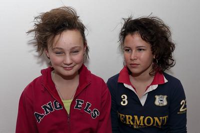 Yvette & Valerie 2006