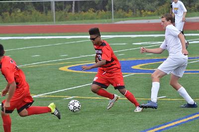 BV Soccer vs GB 9-17-16