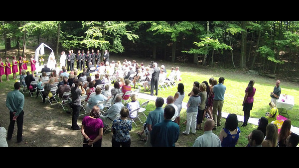2012/08/25 - Joe & Crystals Wedding Timelapse