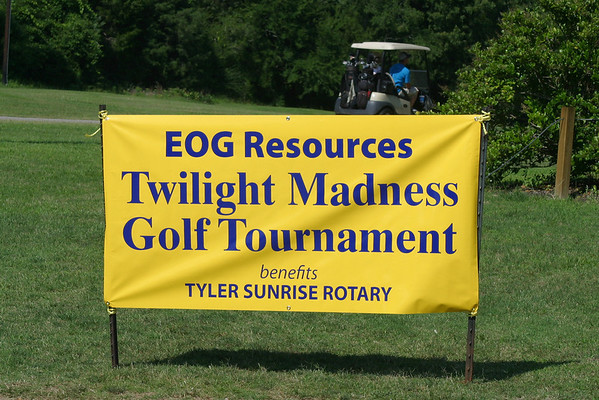 Tyler Sunrise Rotary EOG Resources Twilight Madness Golf Tournament