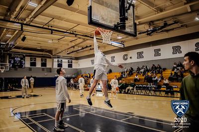 Varsity Basketball - January 10, 2020 - Staples vs. Trinity