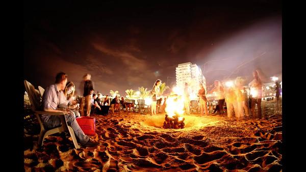 2013 Seaside soiree
