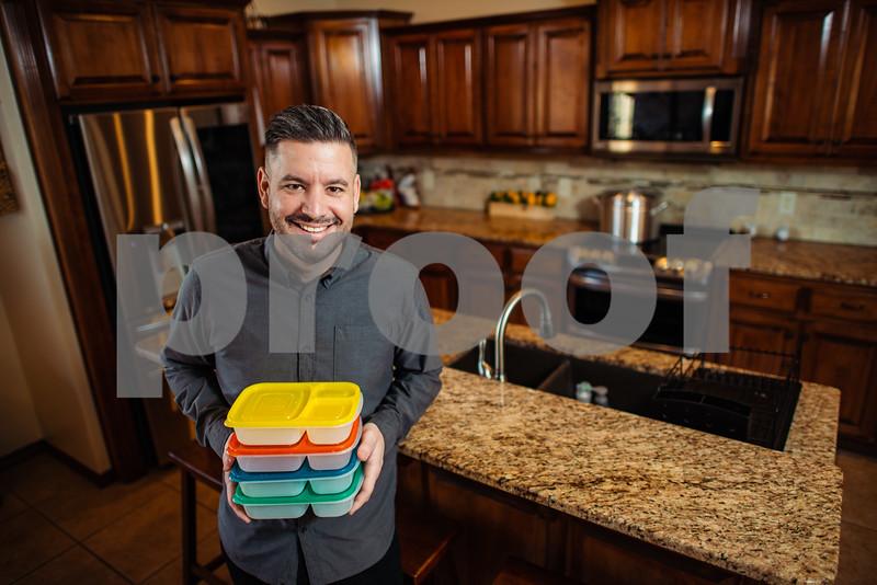 Beau Coffron Lunch Box Dad