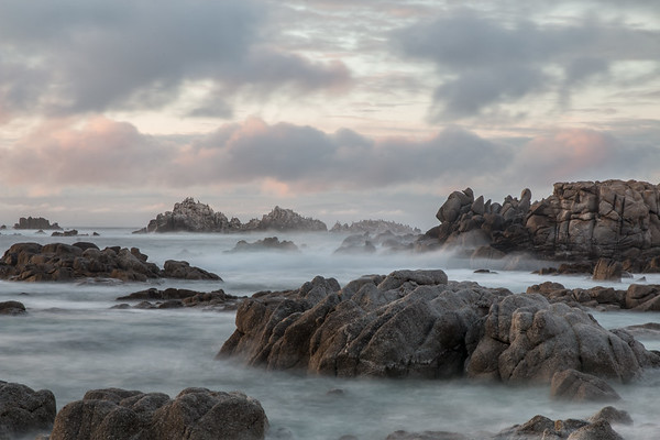 May 2015 - Pacific Grove, CA