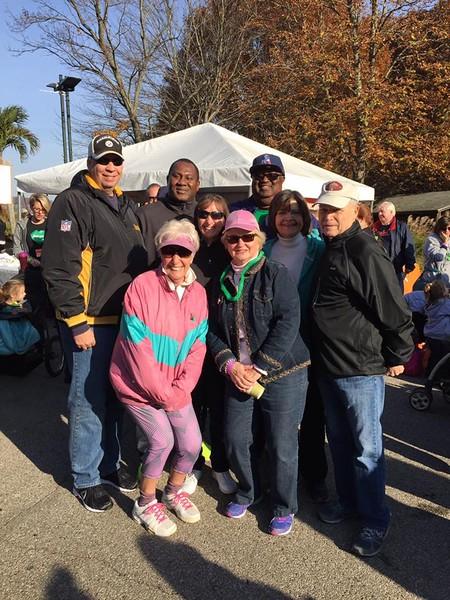 Kidney Walk 2016