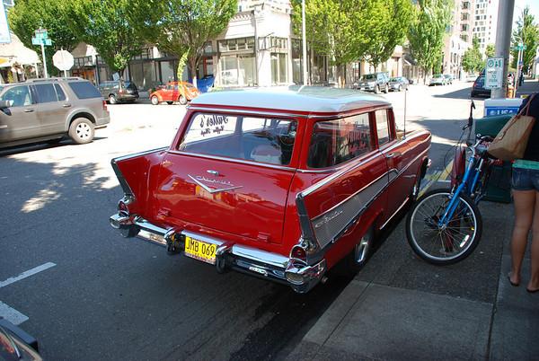 1957 Chevy Nomad Portland