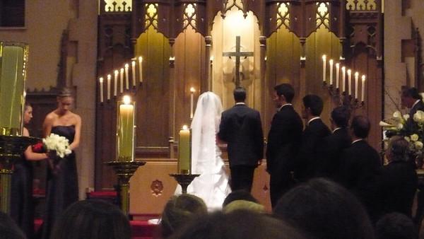 Philip York Wedding