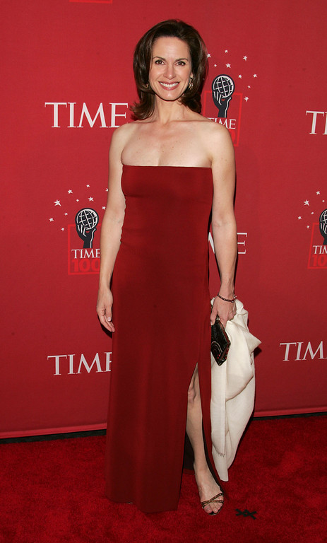 . NEW YORK - MAY 08:  TV personality Elizabeth Vargas attends the Time Magazine\'s celebration of the 100 most influential people on May 8, 2007 in New York City.  (Photo by Peter Kramer/Getty Images)