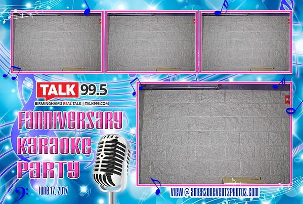 Talk 99.5 Fanniversary