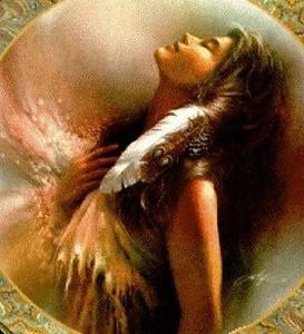 Lamia Goddess