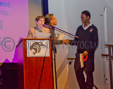 AFBHS 2012Q4 Awards