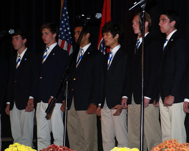 Men's Ensemble - Civil War 150 year Event