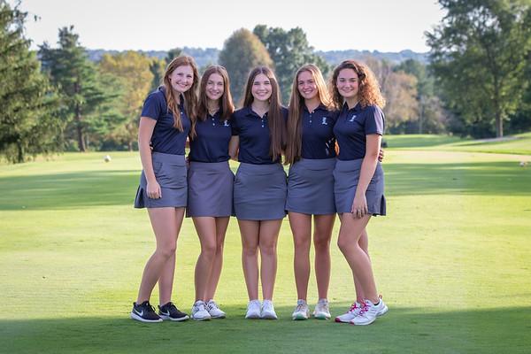 Louisville Girls Golf Seniors - Lauren L