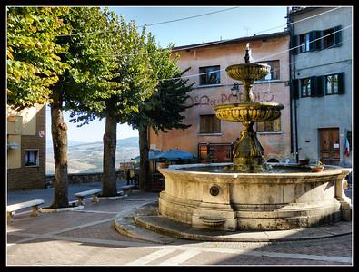 Castiglione d'Orcia  2012 (Siena)