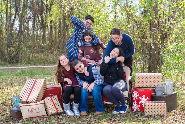 Tabor Family - 11.2017