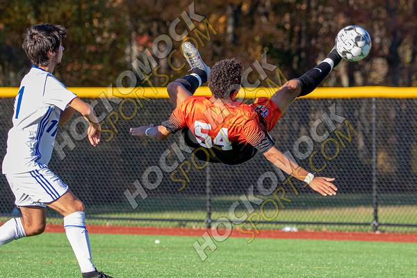 Taunton-Attleboro Boys Soccer - 10-24-19