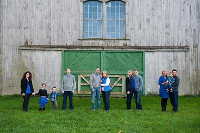 Oconnell Family