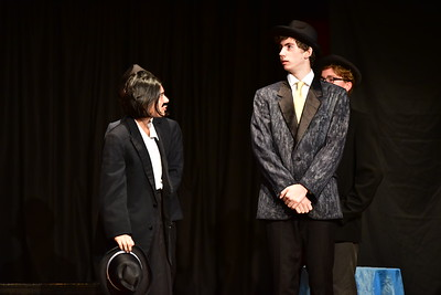 Newlands College: The Merchant of Venice - Act IV sc i