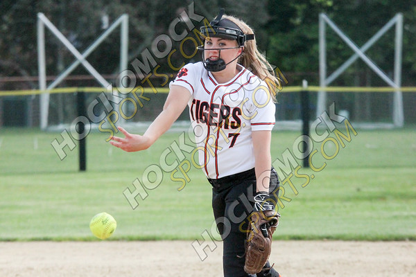 Oliver Ames-Walpole Softball - 05-23-17