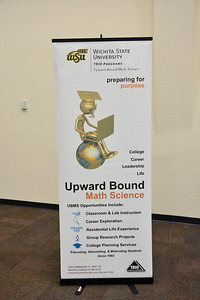 21st Annual Upward Bound Math & Science Awards Banquet July 17, 2013