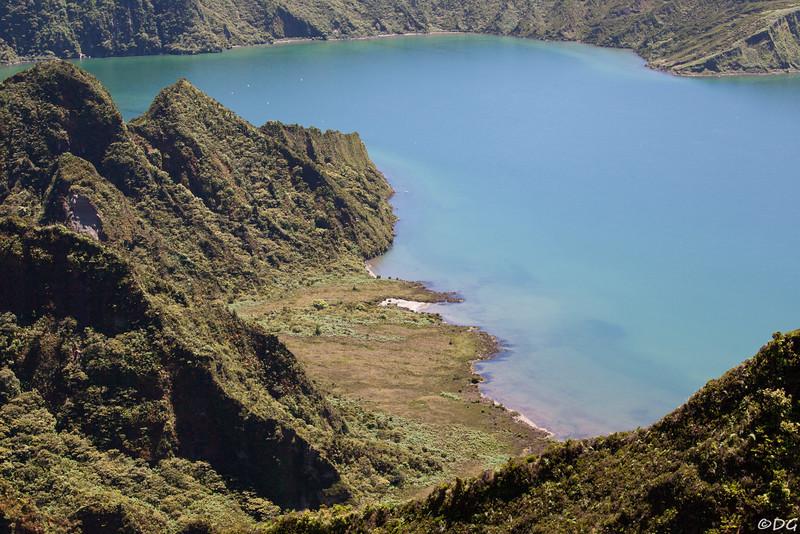 Portugal, Azores, São Miguel, Lagoa do Fogo