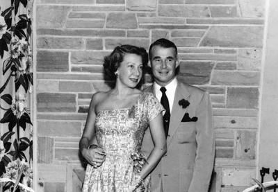 1952/06 - James and Marlowe's Wedding
