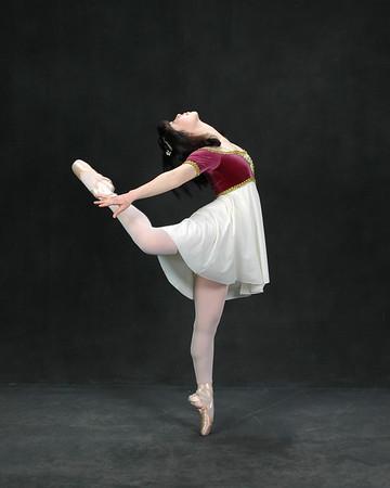 Senior Dancers 2008