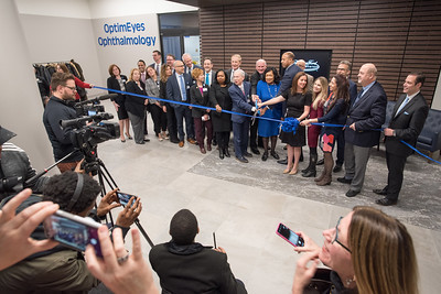 Grand Opening of Bloomfield Township Medical Center