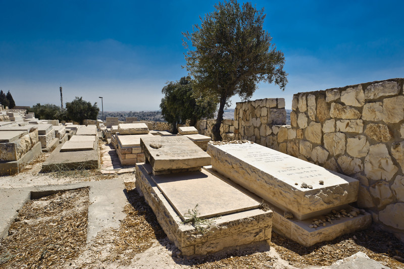 Yitzchak and Talya Imas tomb