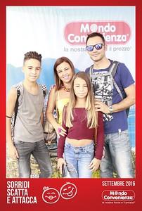 MONDO CONVENIENZA PIZZA VILLAGE 4500 FOTO