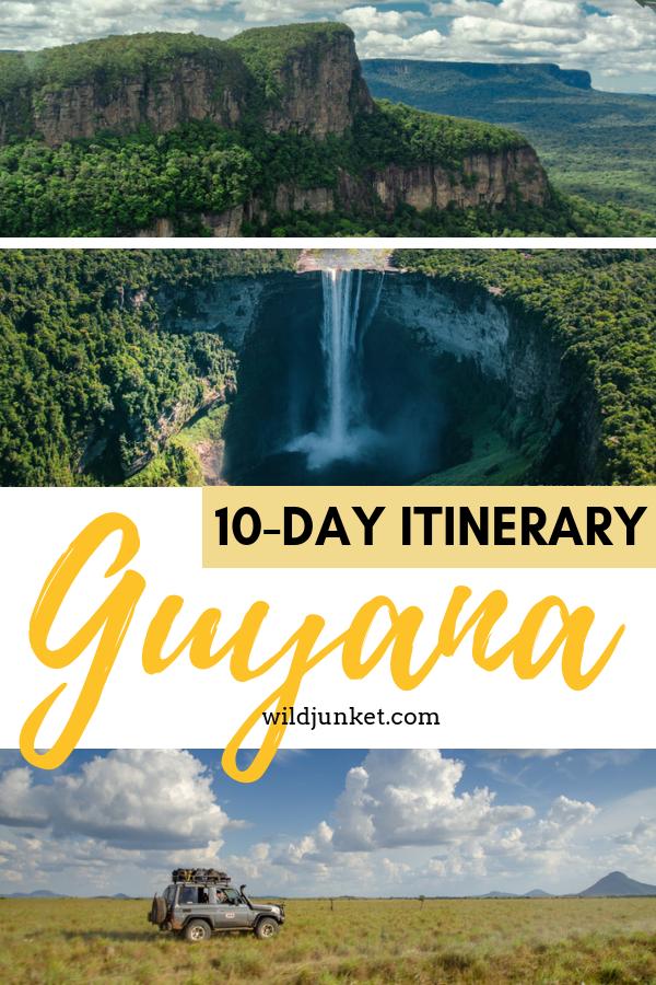 10 Days in Guyana: My Itinerary & Tips – Wild Junket Adventure Travel Blog