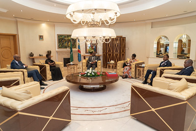 SEM Félix TSHISEKEDI Président RDC - Congo Brazzaville