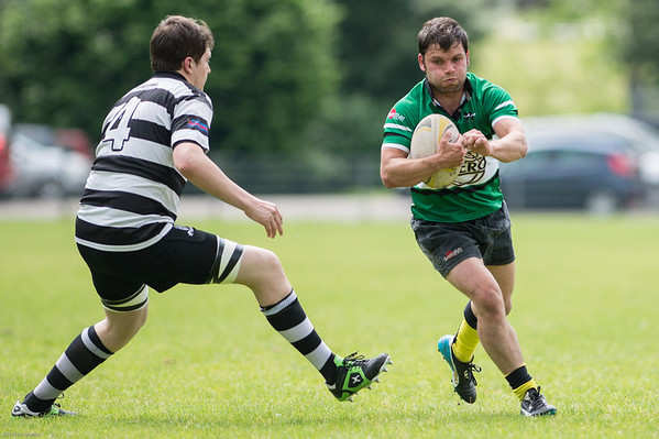 Delft 1 vs Treorchy 24 May 2014