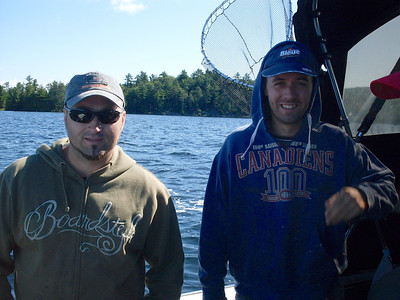 Trout Fishing Sudbury July 24 2013
