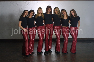 WCCC Girls of the Rock - December 16, 2001