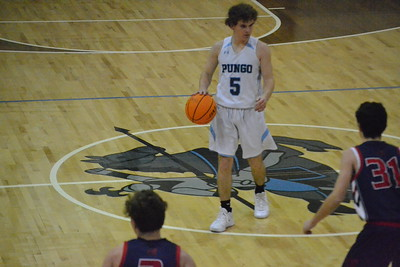 Pungo - New Life/Ridgecroft hoops