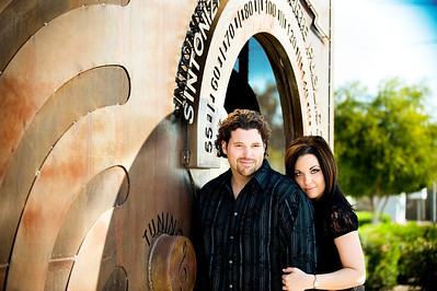 Crystal & Matt