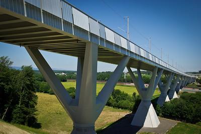 Viaduct La Savoureuse
