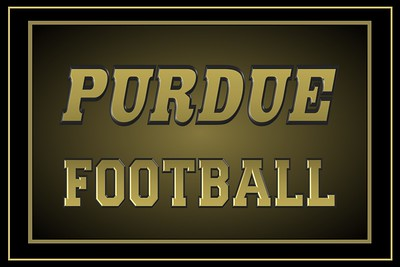 Purdue Boilermaker Football