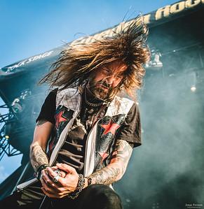 HammerFall - Sweden Rock Festival 2019