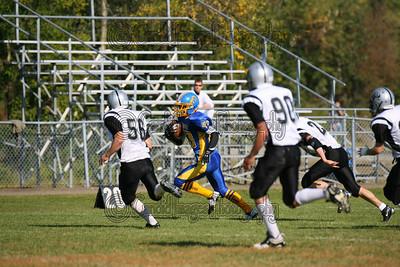 Monroe Rams Footabll 2008