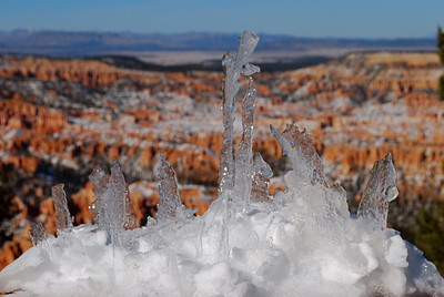 Bryce Canyon National Park - Winter